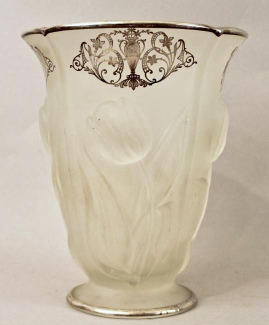 Rare Tulip Vase 3rd Panel Sherriffs Jury - 5
