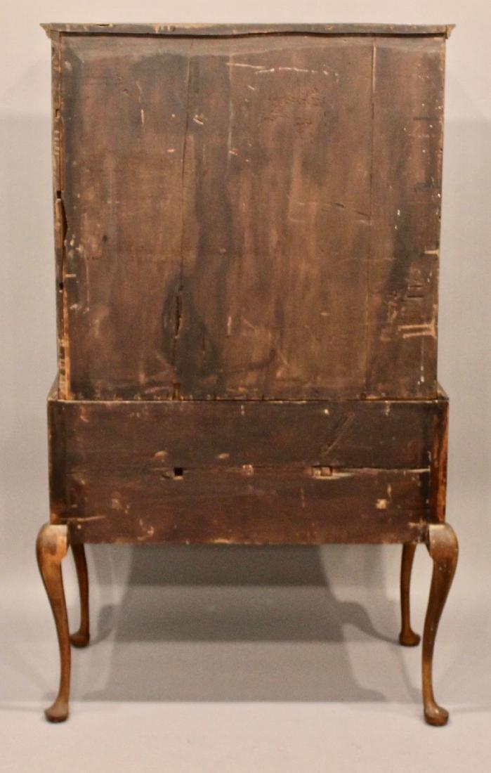 18th Century Queen Anne Maple Highboy - 8