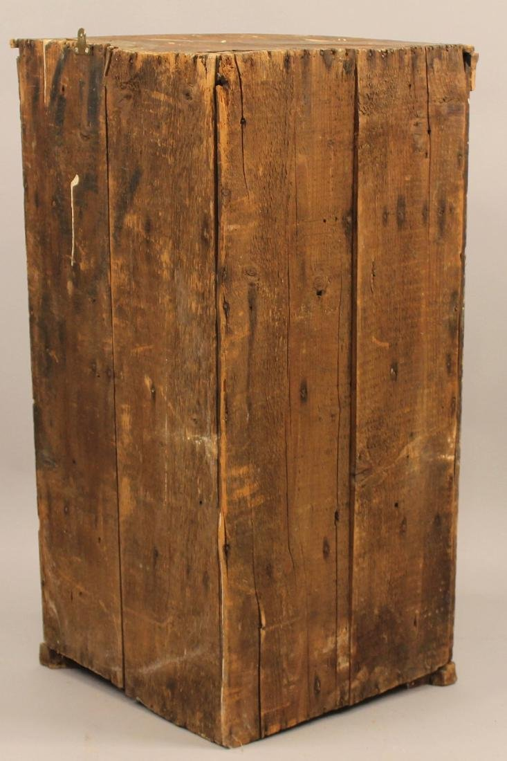 18th C Chinoiseri Hanging Corner Cupboard - 7