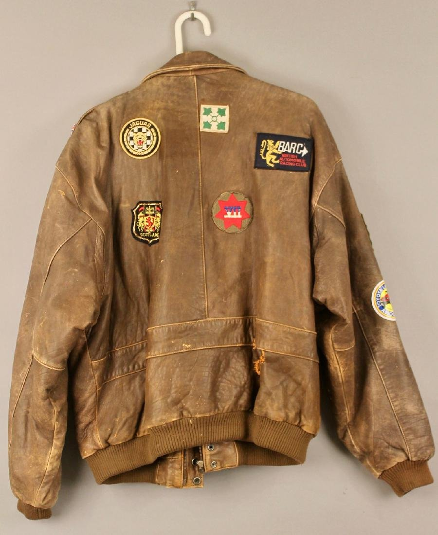 Vintage Imagination NY Leather Jacket - 4