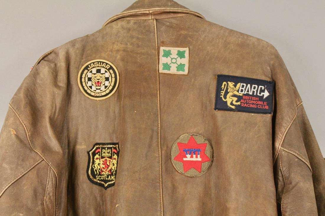 Vintage Imagination NY Leather Jacket - 5
