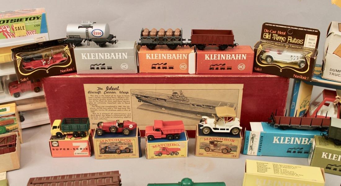 Lot vintage toys Kleinbahn, Marx, Matchbox, etcÉ - 3