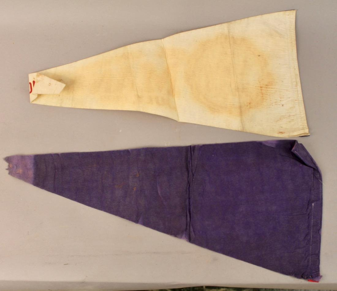 Two Man on the Moon Pennants 1969 - 6