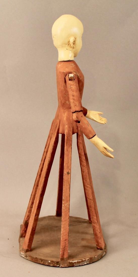 Vintage Dress form Doll - 2