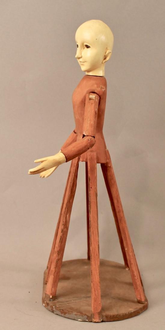 Vintage Dress form Doll - 4