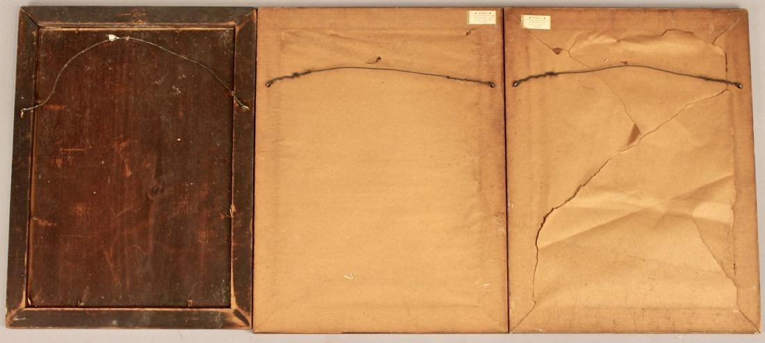 3 Early Engravings Currier, Kellog & Baillie - 8
