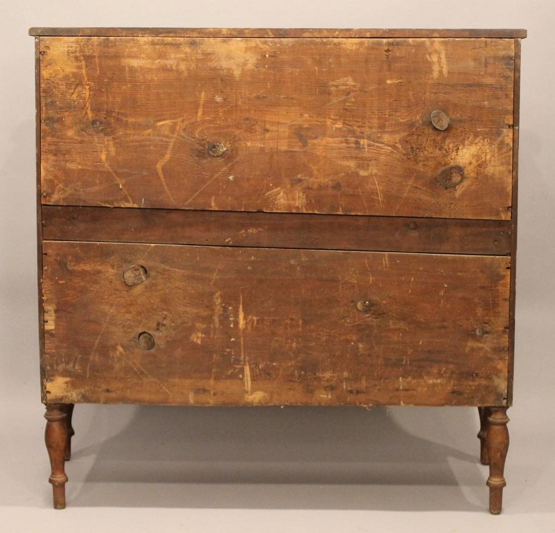 Sheraton Cherry 4 Drawer Chest - 6