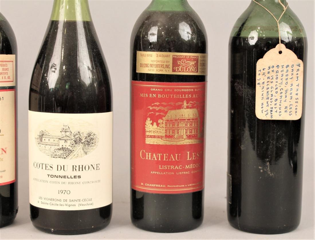 7 Bottles of Vintage Wine - 2