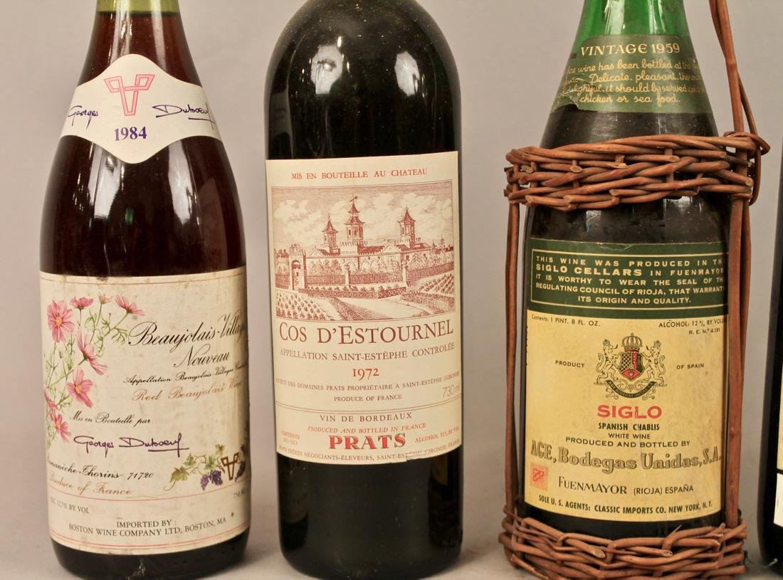 6 Bottles of Vintage Wine - 3