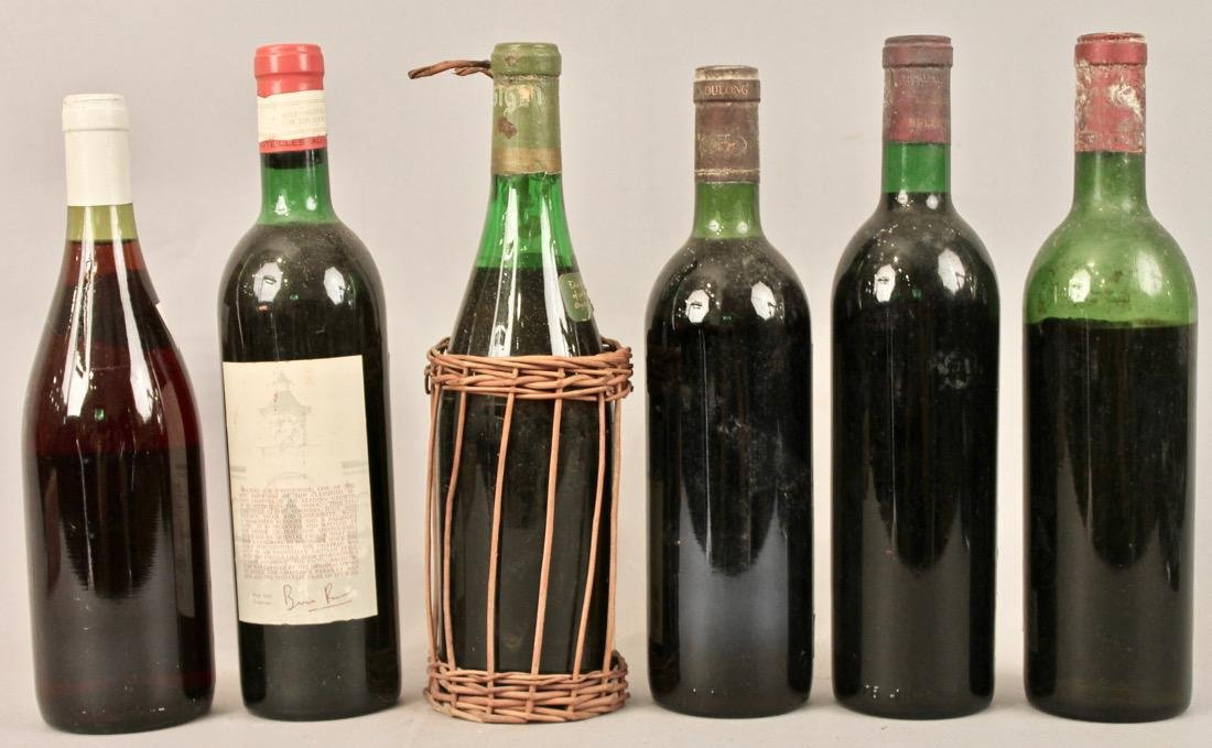 6 Bottles of Vintage Wine - 4