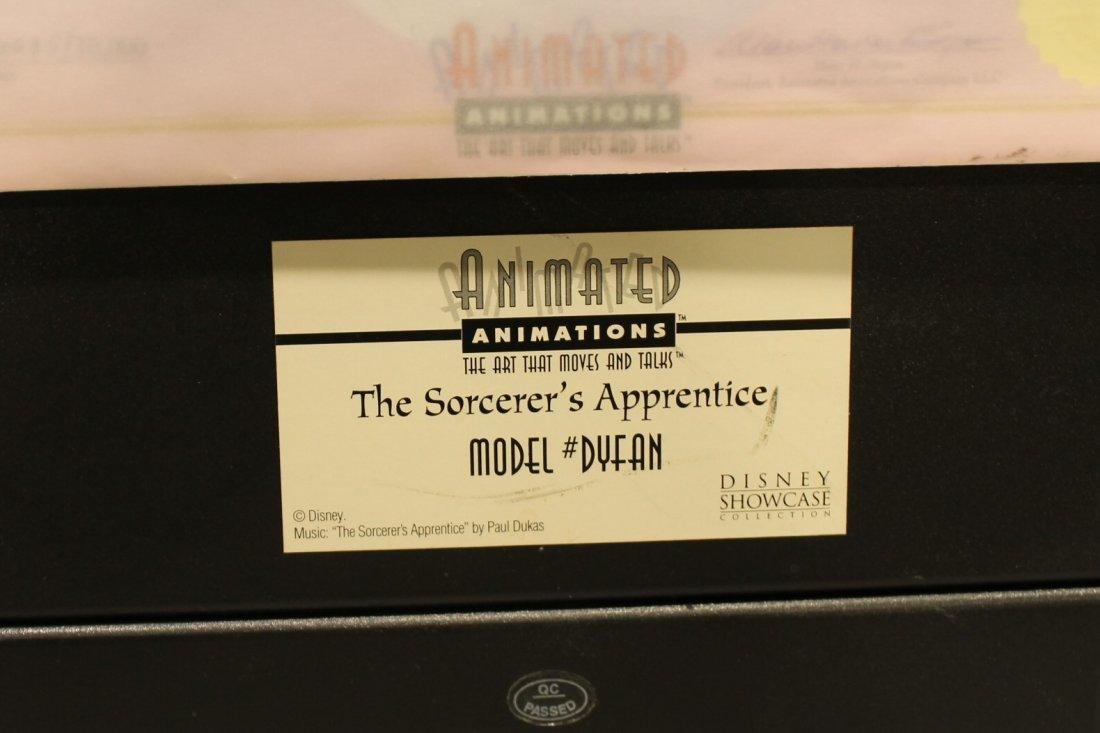 Limited Edition Sorcerers Apprentice Fantasia Diorama - 6