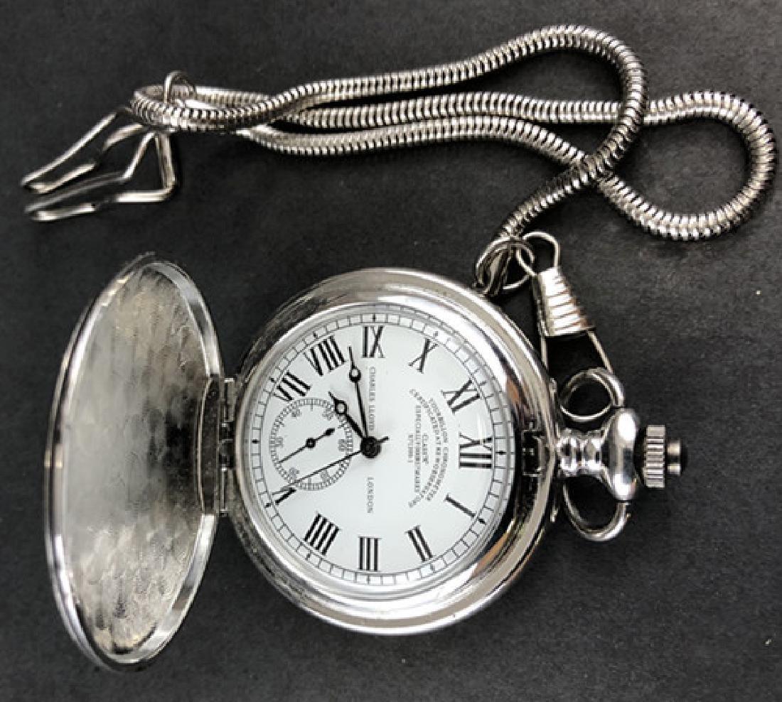 Men's pocket watch - 3