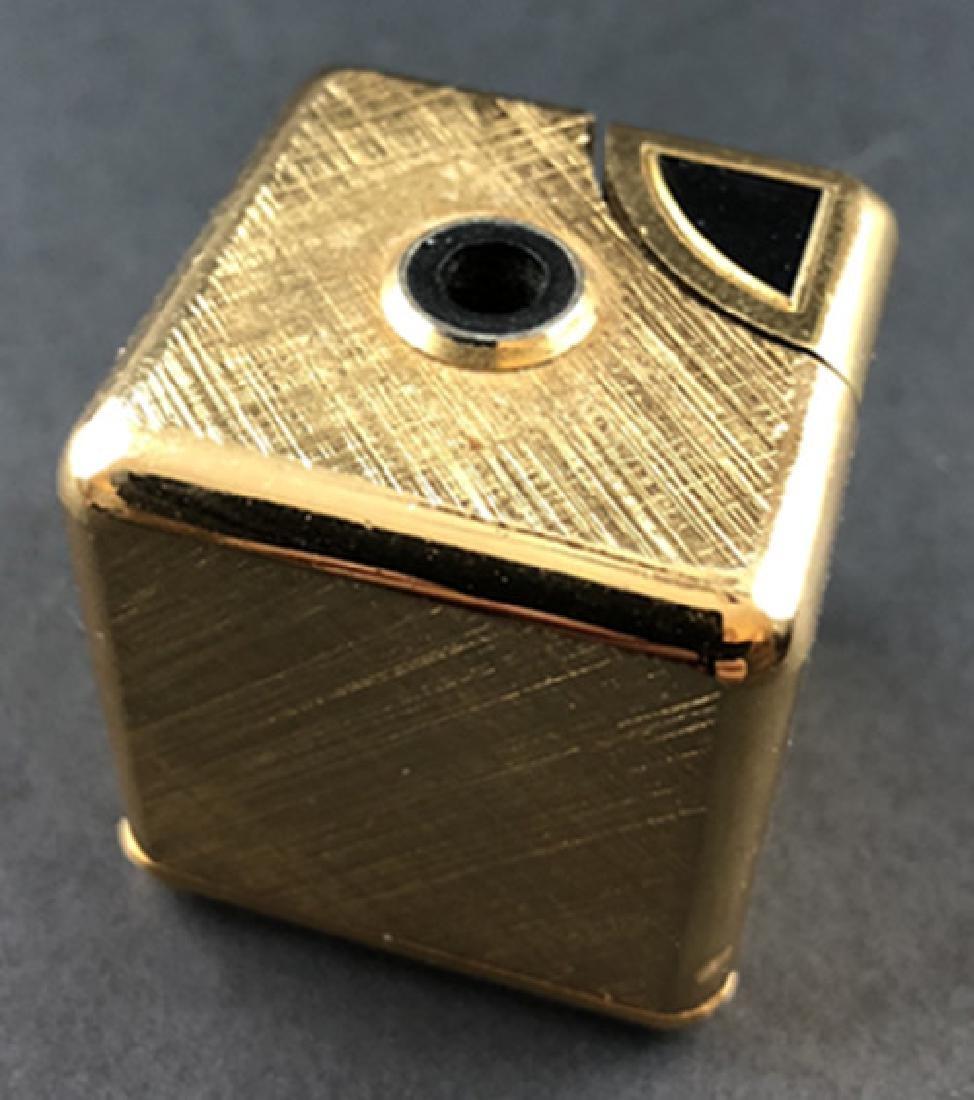 Japan made 18k gold lighters