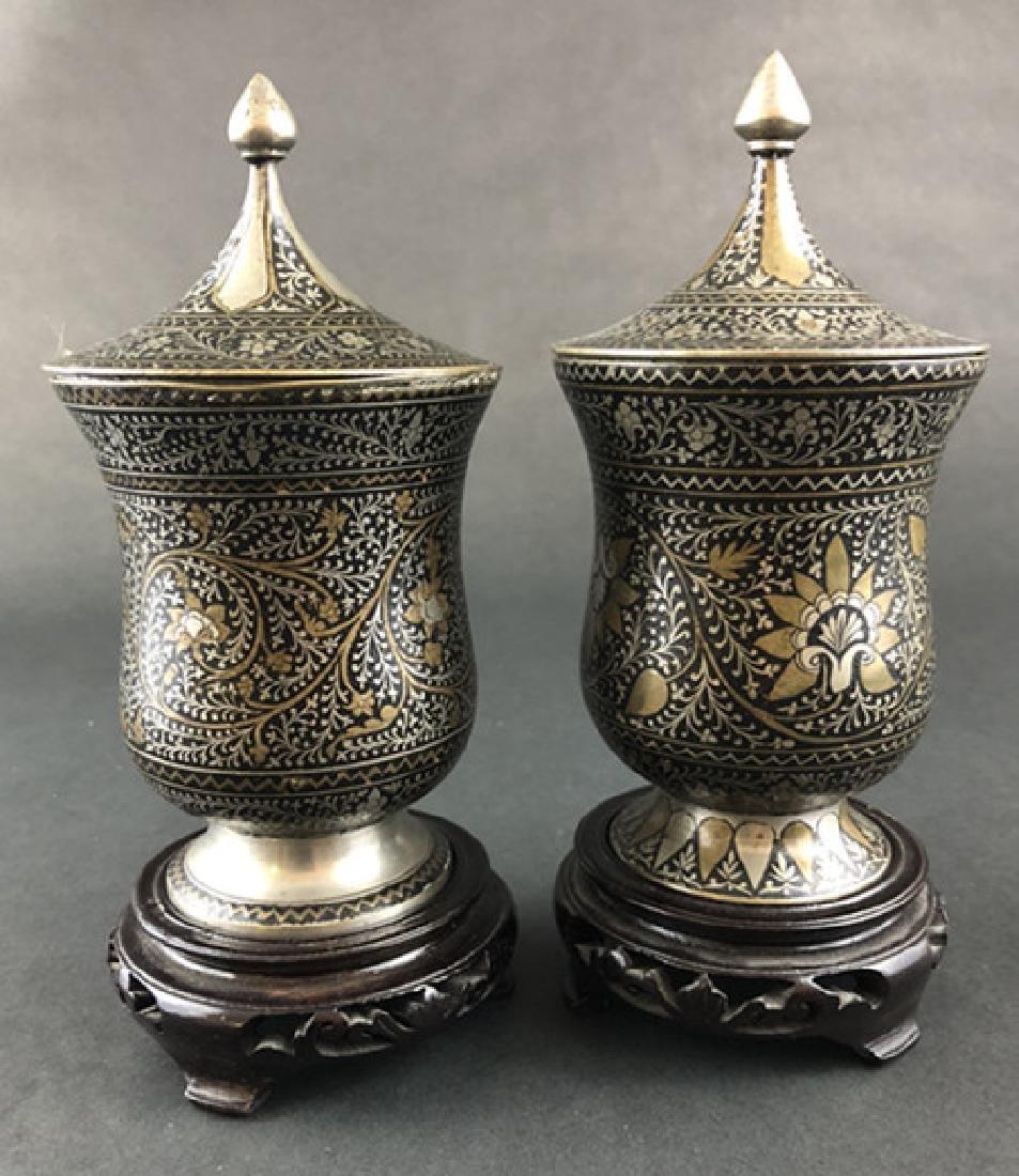 Arab silverware