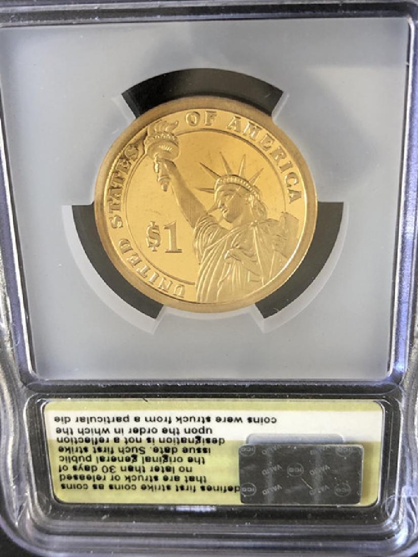 Washington avatar commemorative gold coins - 4