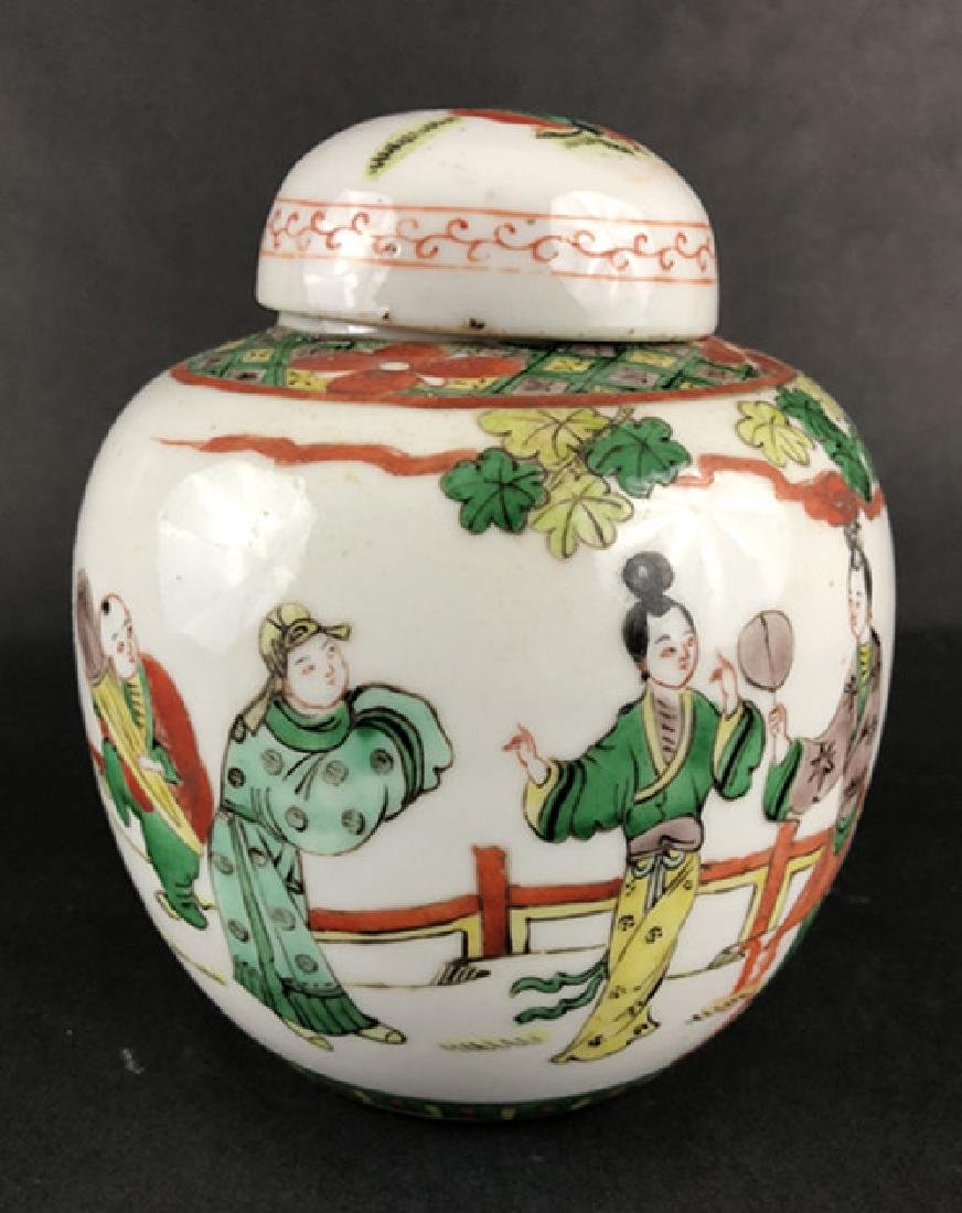 19th century, Chinese porcelain
