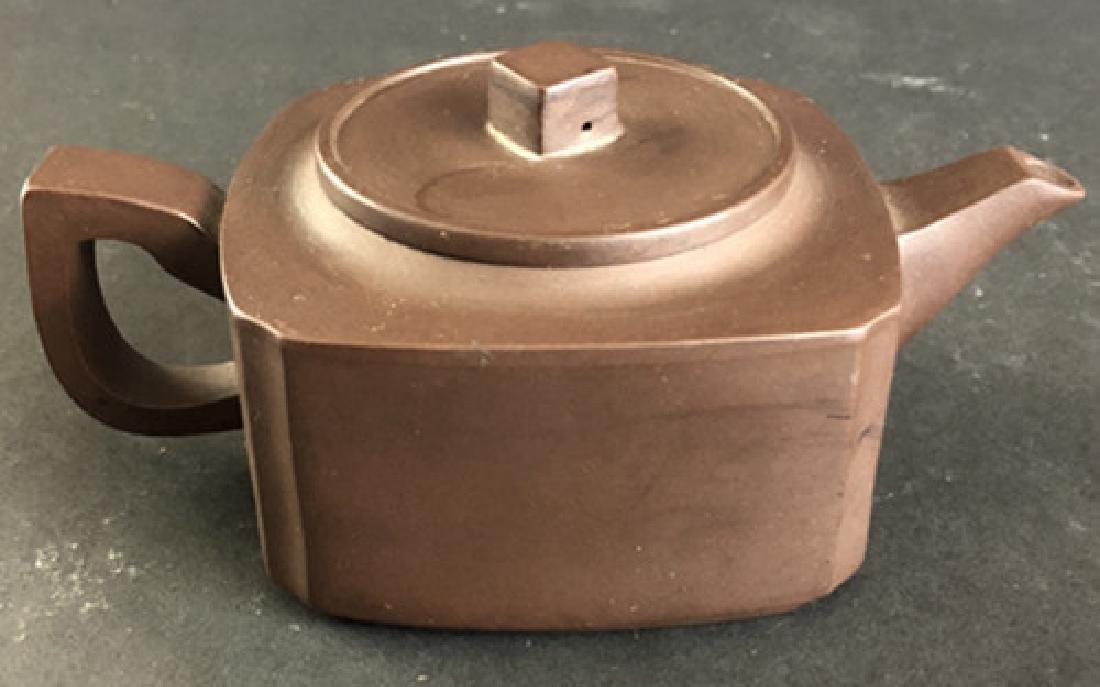 20th century, Yixing teapot
