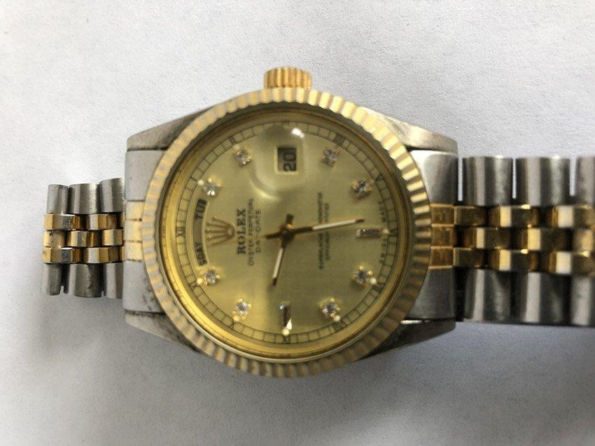 Rolex men's watch