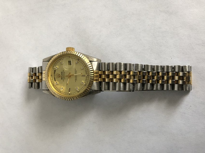 Rolex men's watch - 2