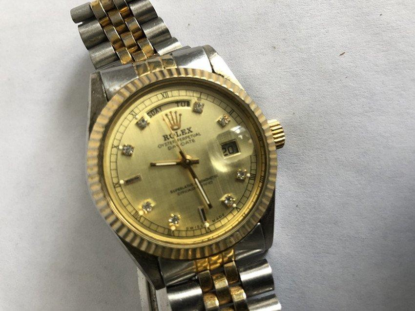 Rolex men's watch - 4