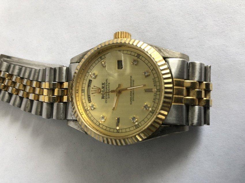 Rolex men's watch - 7