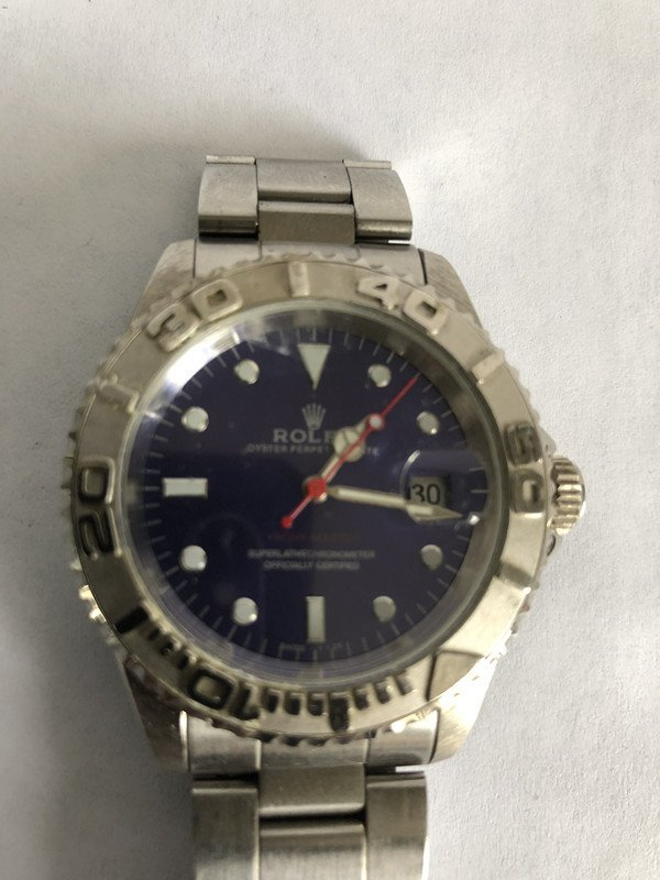 Rolex yacht-master men's watch