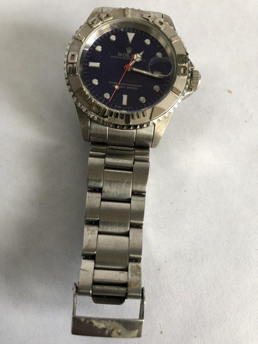 Rolex yacht-master men's watch - 3