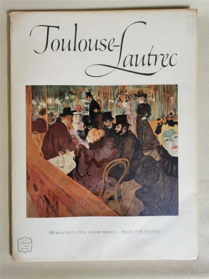 Henri De Toulouse-Lautrec An Abrams ART Book 15 Beautif