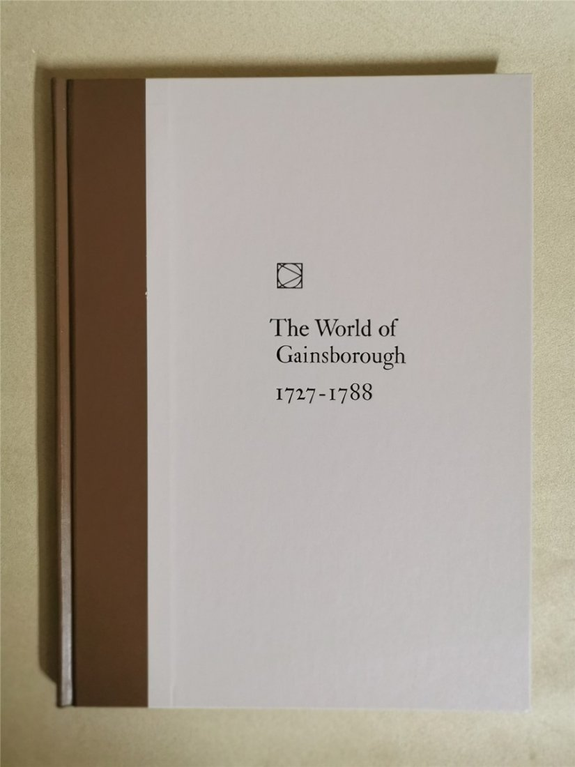 The World of Thomas Gainsborough by Robert Coughlan and