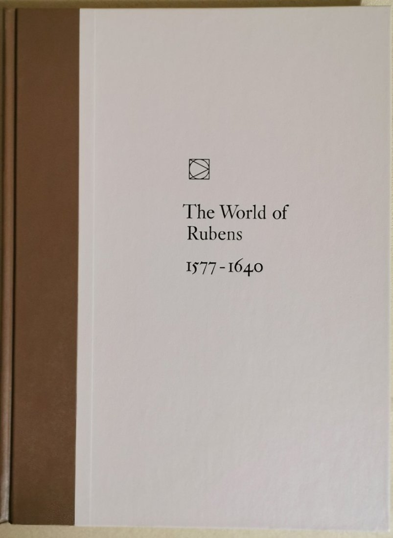 The World ofPeter Paul Rubens by Robert Coughlan and th