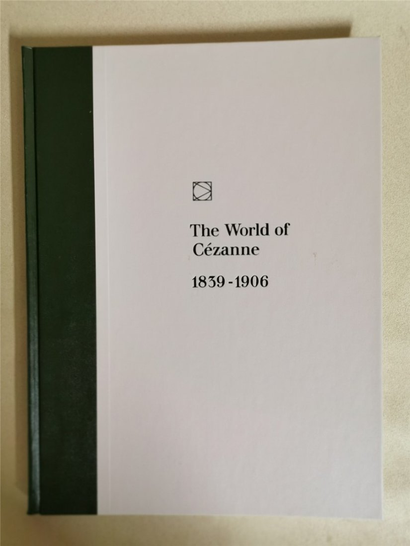 The World of Paul Cézanne by Robert Coughlan and the Ed
