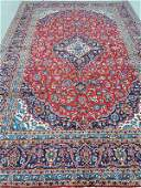 Hand-knotted pure wool antique Persian rugs