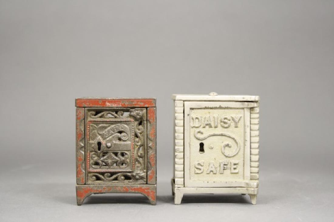 Lot: Two Safes
