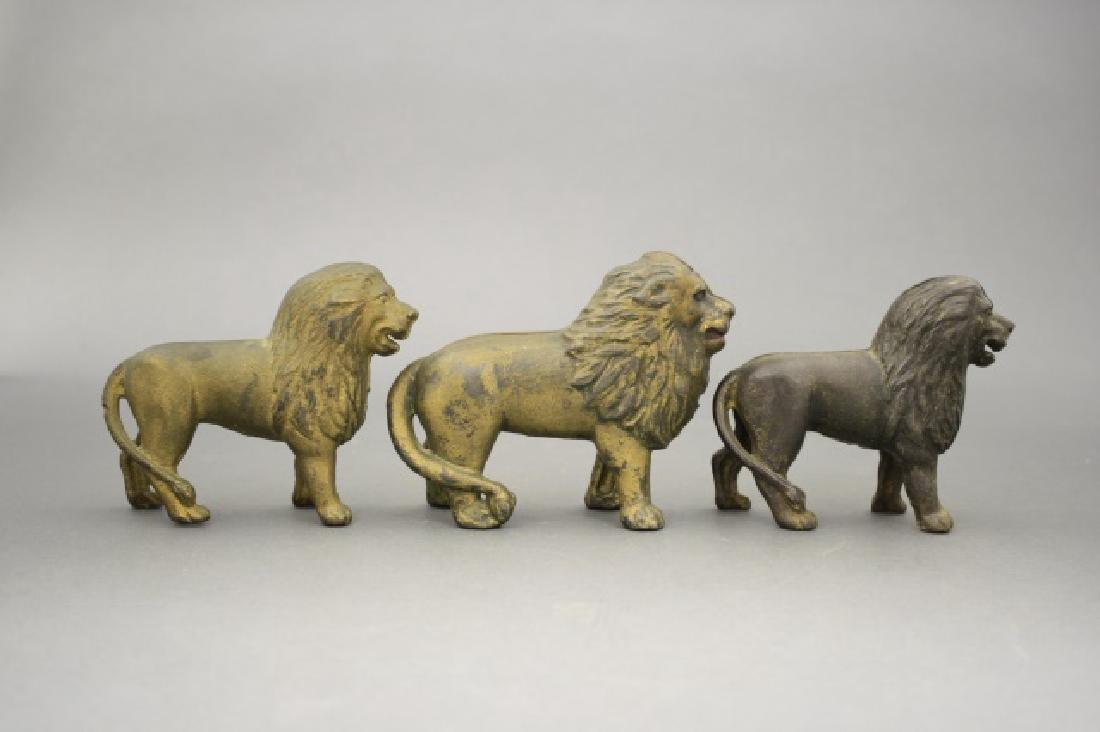 Lot: Three Lions