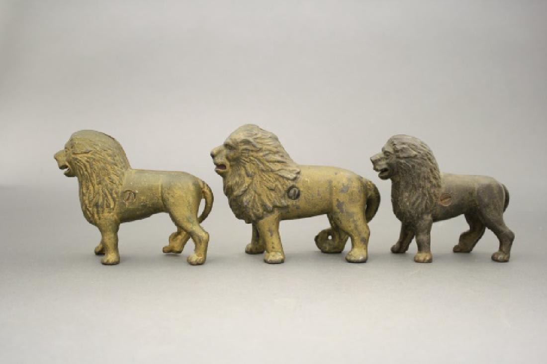 Lot: Three Lions - 2