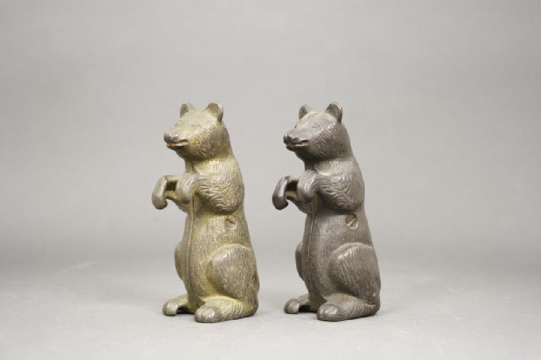 Lot: Two Bears