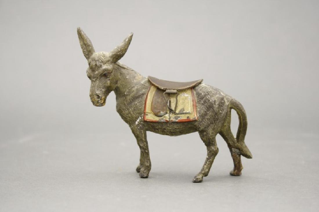 Donkey, Facing Left