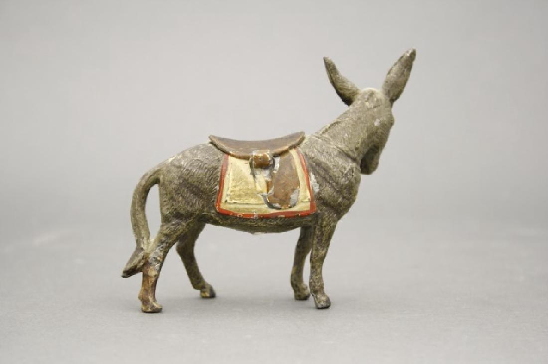 Donkey, Facing Left - 2