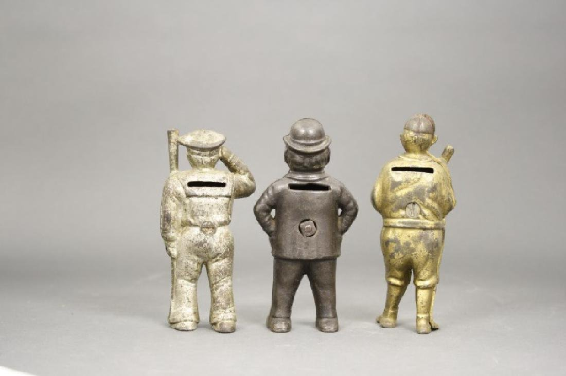 Lot: Three Figural Banks - 2