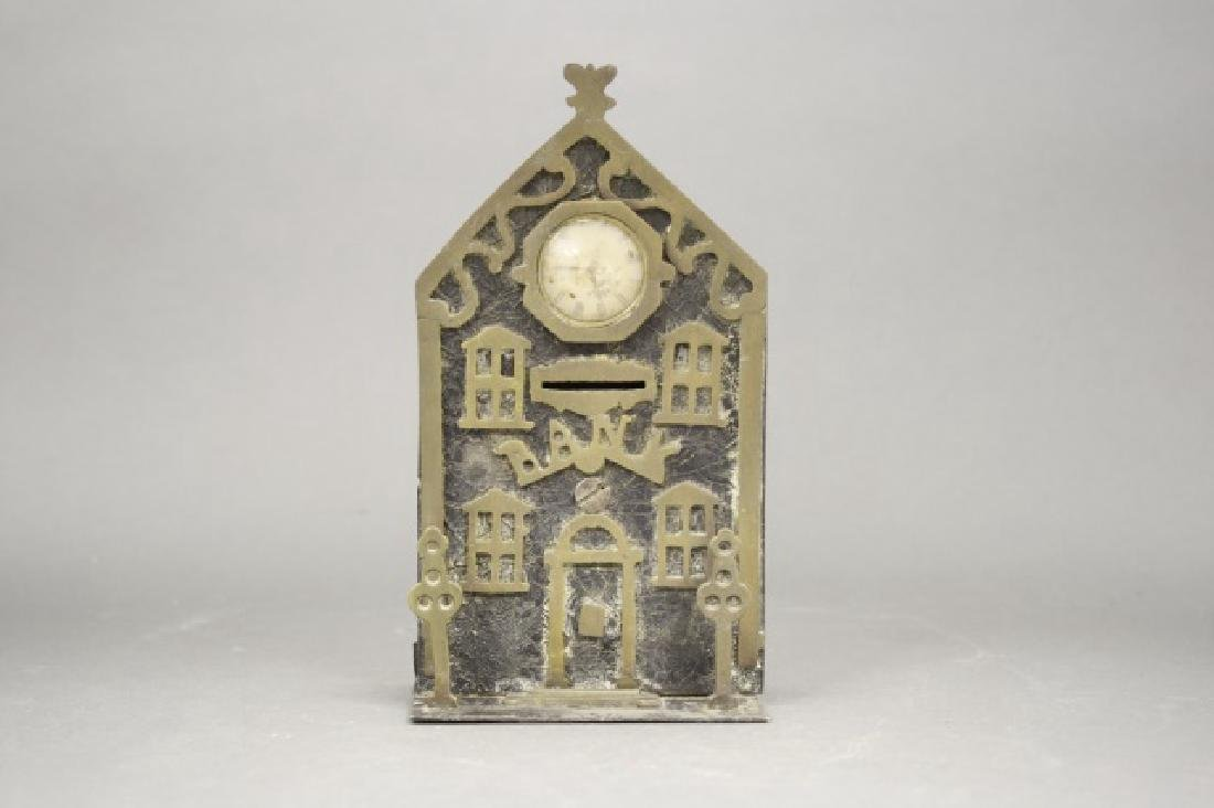 Birth Bank with Clock