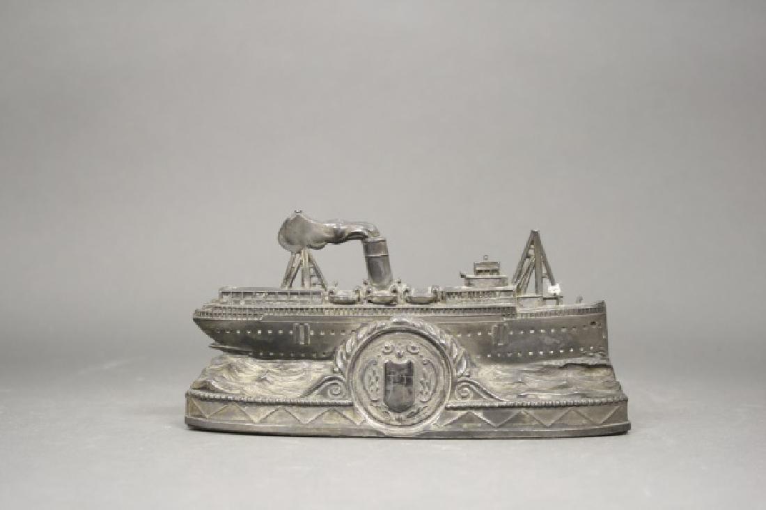 Lot: Two Souvenir Banks - 4
