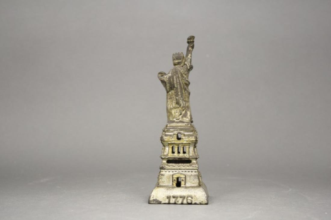 Statue of Liberty, Medium (Silver) - 2