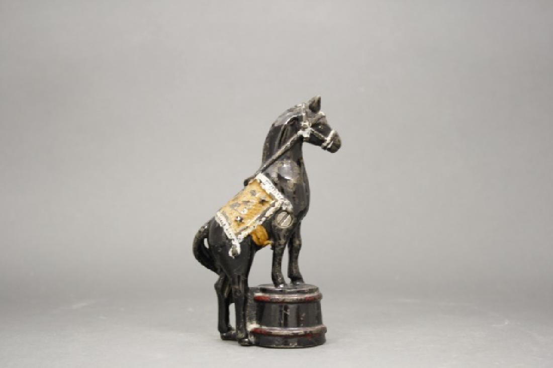Horse on Tub - 2