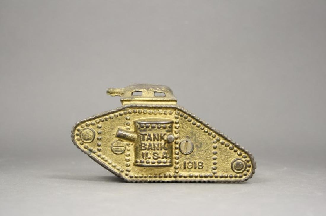 Tank Bank USA 1918