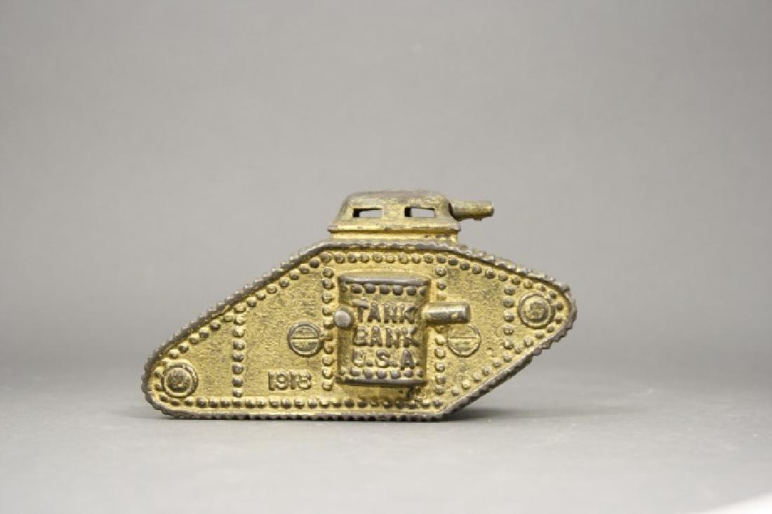 Tank Bank USA 1918 - 2