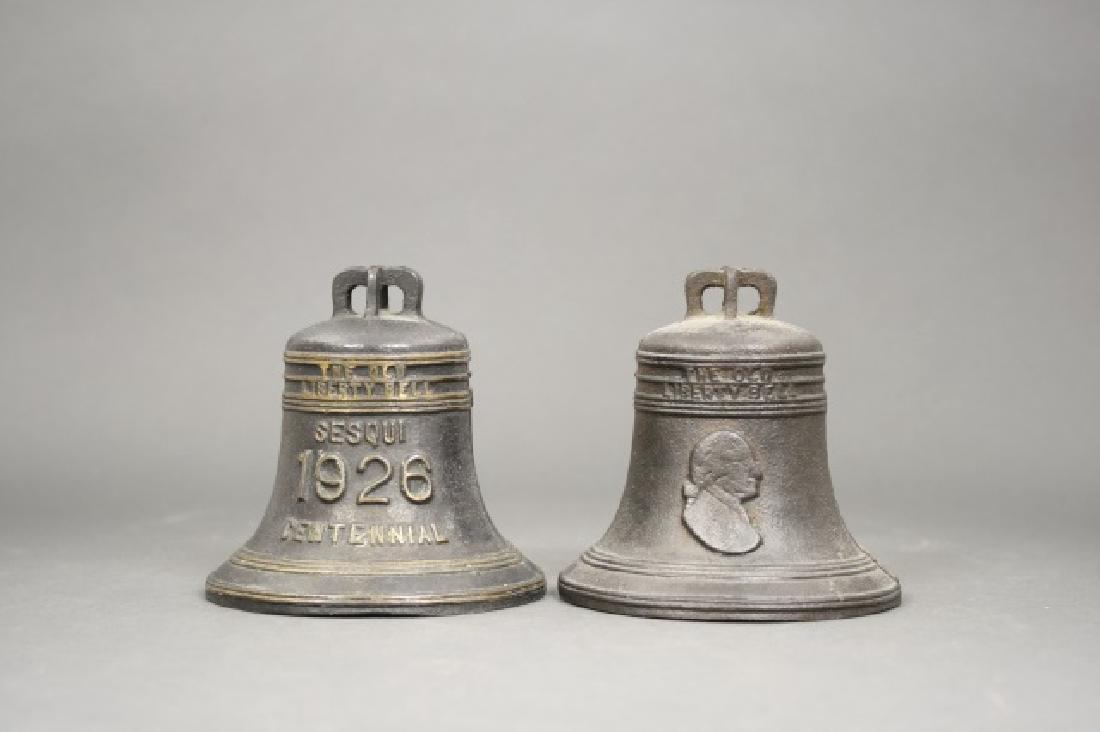 Lot: Two Liberty Bells
