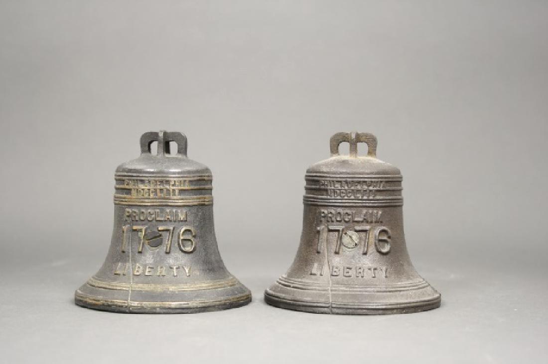 Lot: Two Liberty Bells - 2