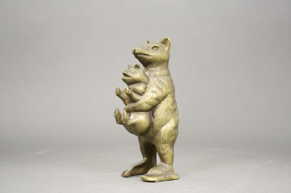 Bear Stealing Pig
