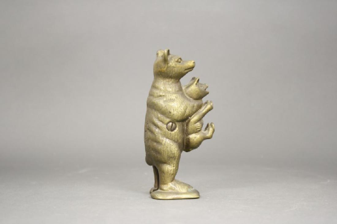 Bear Stealing Pig - 2