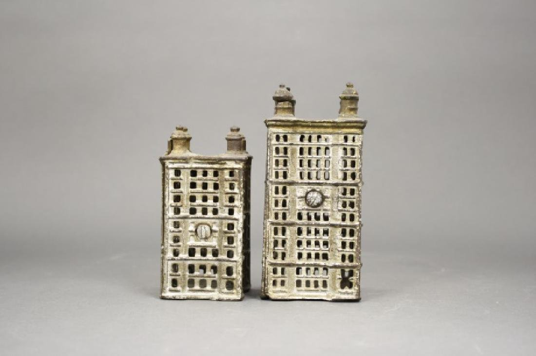 Lot: Two Skyscraper Banks